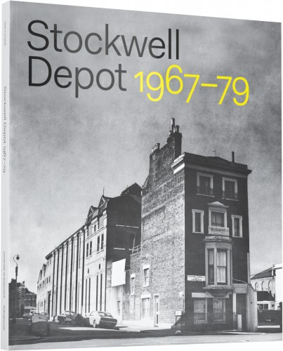New publication on Stockwell Depot