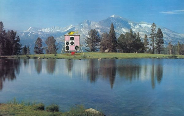 Jan Kaplicky - House for a Helicopter Pilot 1979
