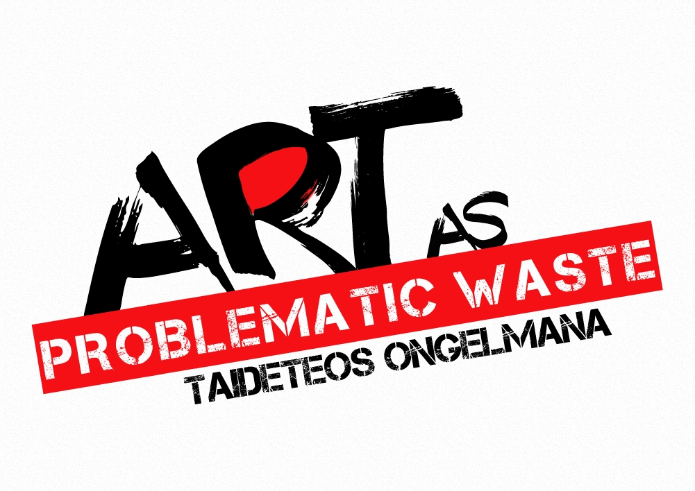 Art as Problematic Waste Logo