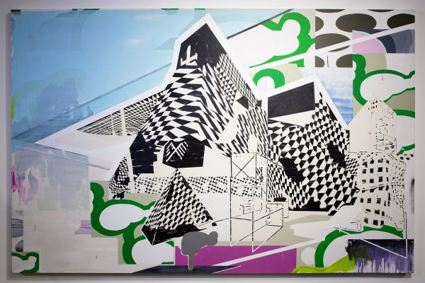 Untitled City, Benet Spencer, 2011