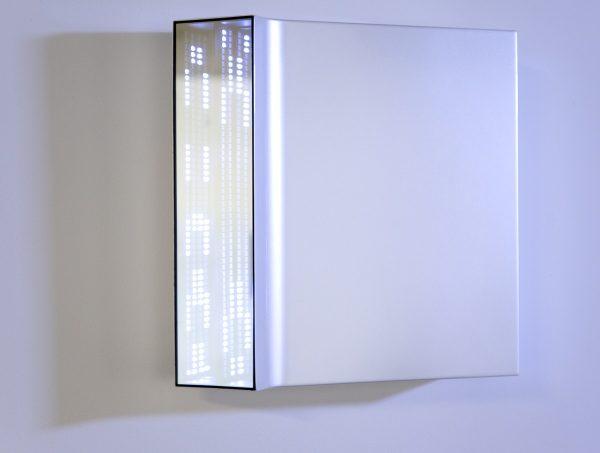 Light Code (02) White, Hans Kotter, 2015