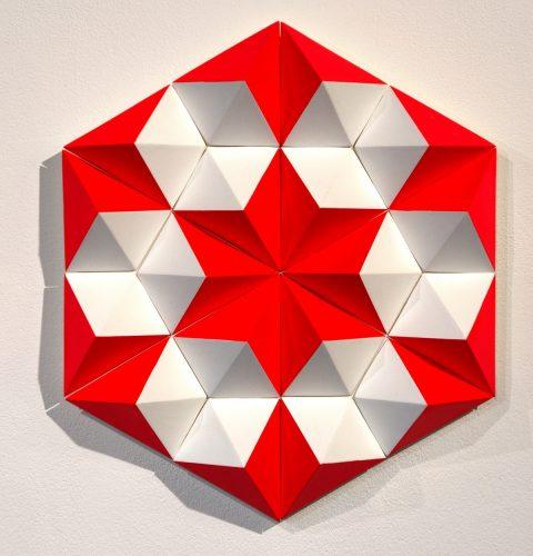 Hexagon Series I, Zarah Hussein, 2018