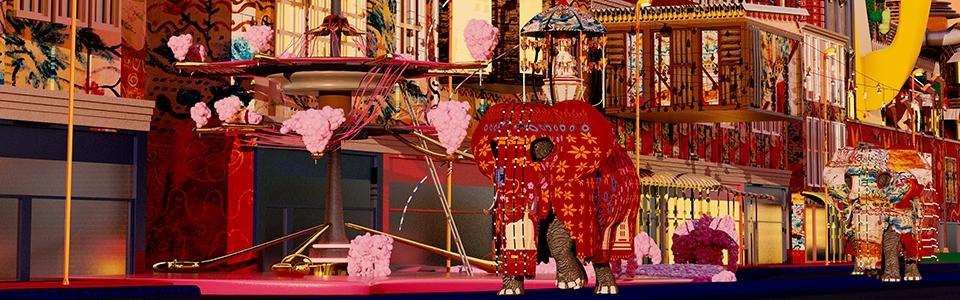 The Elephant in the Room by Sachini Jayasena